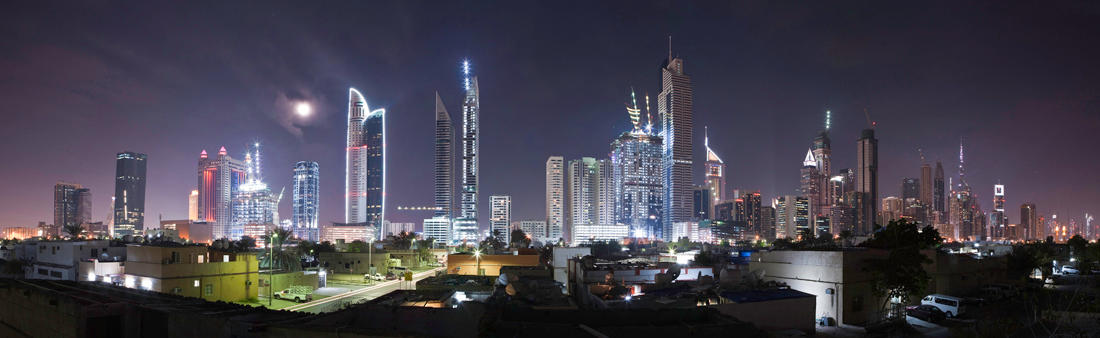 Panoramic Dubai....