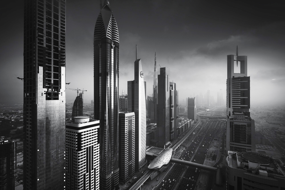 Future city by almiller on deviantart future city by almiller voltagebd Images