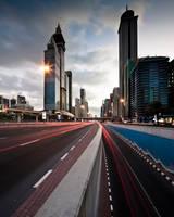 Speed City 2 by almiller