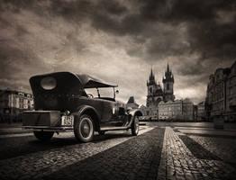 Vintage Prague..
