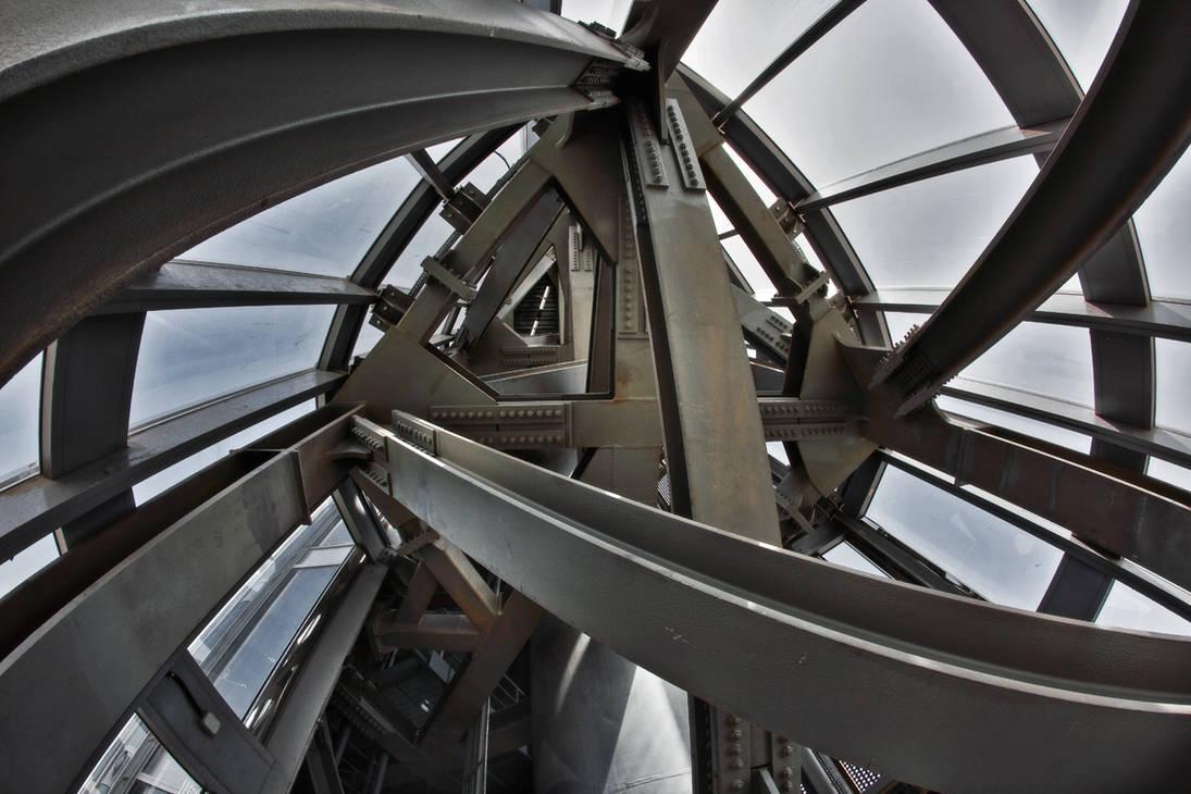 Iron matrix by almiller