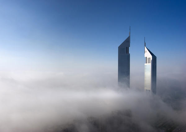cloud 10 dubai by almiller