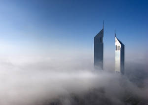 cloud 10 dubai by almiller