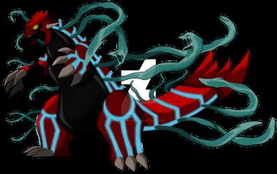 Groudon Virus Form v1 [Being remade]
