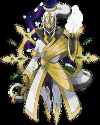 Sinnoh 107: Arceus (Gospel Form) [v2] by legendguard