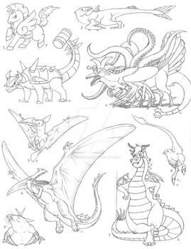 Creature Compilation Round 3
