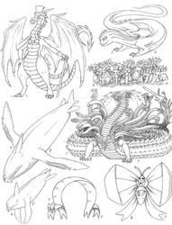 Creature Compilation Round 5