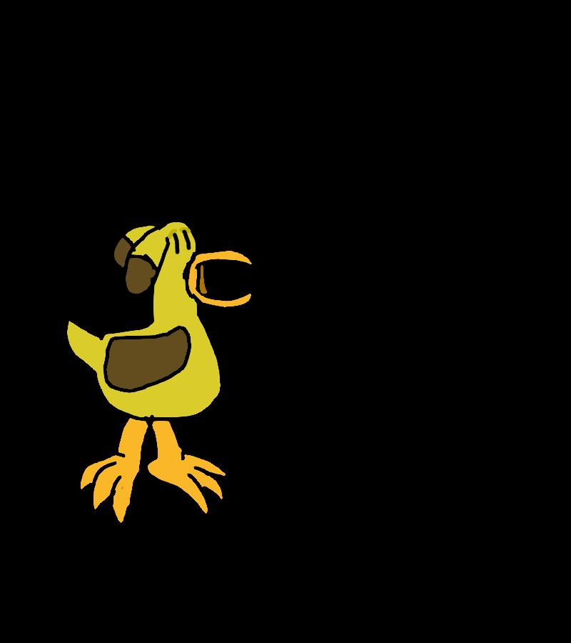 seagull pommy finding nemo version by bombertim on deviantart