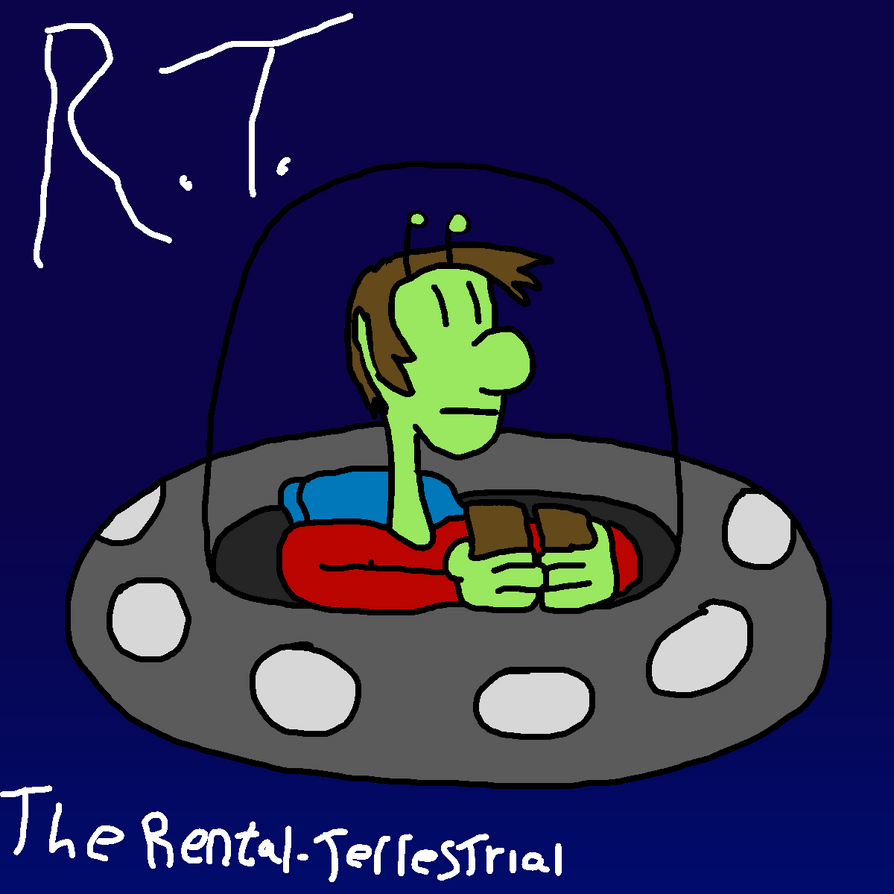 R.T. The Rental-Terrestrial by BomberTim