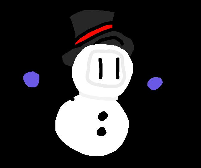Frosty The Bomberman by BomberTim