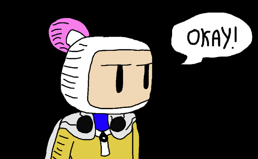 One Punch Bomberman A by BomberTim