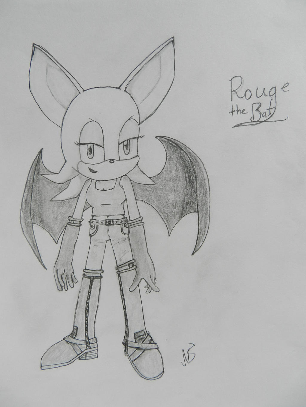 Rouge the Bat by Storming777