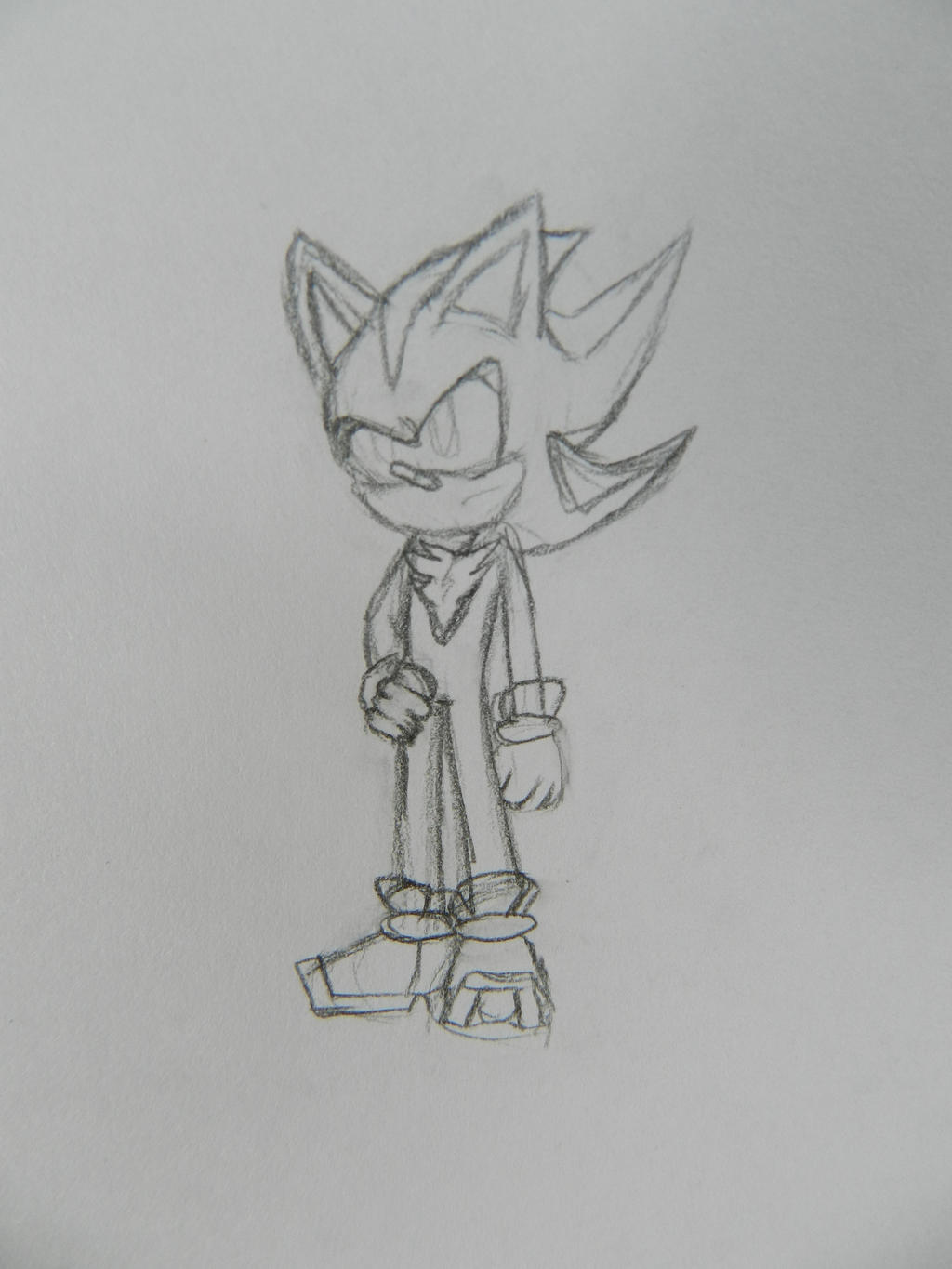 //*WIP*// Shadow the Hedgehog by Storming777