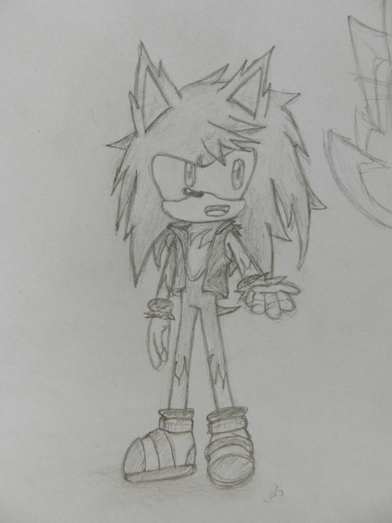 Flame The Hedgehog by Storming777