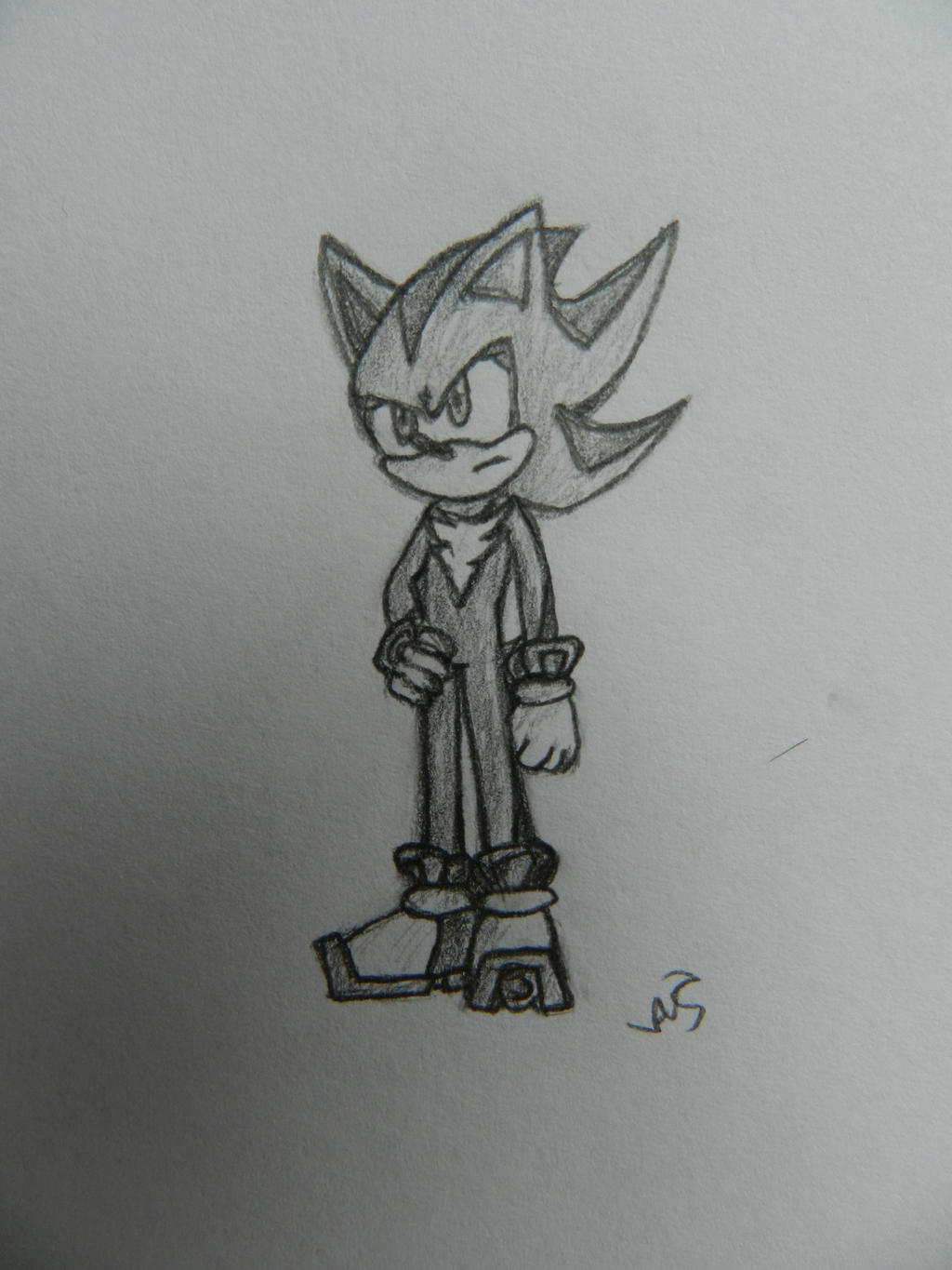 Shadow the Hedgehog by Storming777
