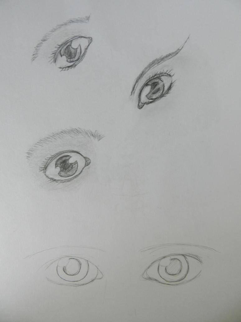 Random Eyes by Storming777