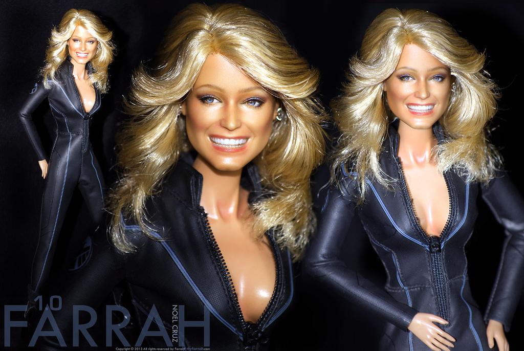 FARRAH 1.0, no2 by farrahlfawcett