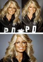 LAPD Officer Jill Munroe by farrahlfawcett