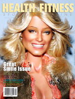 Health and Fitness magazine by farrahlfawcett