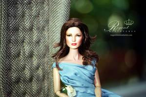 Jaclyn Smith for Regent Miniatures by farrahlfawcett