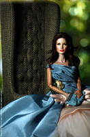 Jaclyn Smith by Noel Cruz for Regent Miniatures by farrahlfawcett