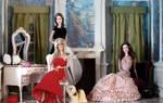 Regent Miniatures Room Box with Noel Cruz Angels