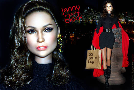 Jenny from the BLOCK!