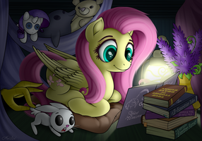 Under the Bed by Awalex