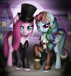 Nightmare Night with Countess and Hyde