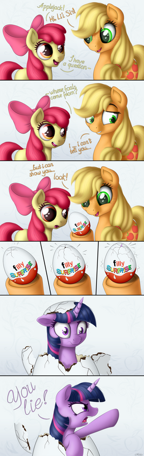 Filly Surprise