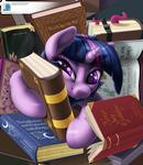 Her favorite Book