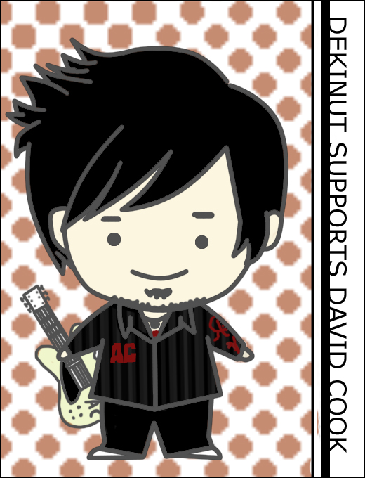 AI: David Cook by Dekinut