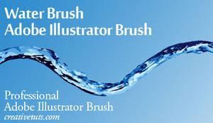 Pro Water Illustrator Brush