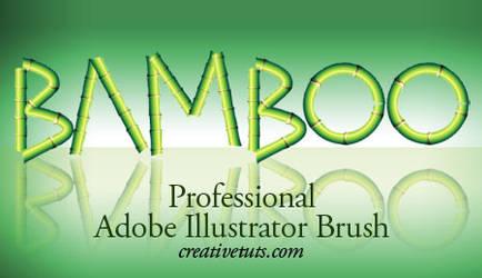 Bamboo Pro Illustrator Brush 1