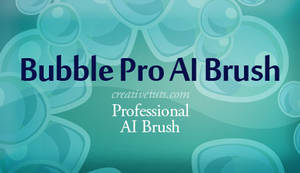 Bubble Pro Illustrator Brush