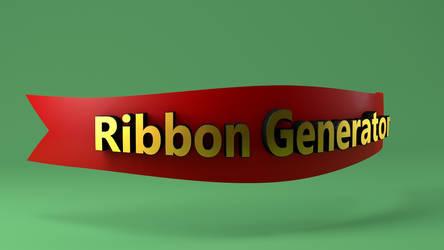 Ribbon Generator - Xpresso Setup v1.0 for C4D
