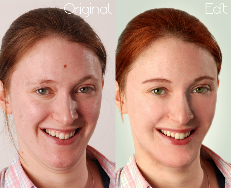 Retouch Practice + 1 by atpinball