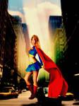 Supergirl: Edit