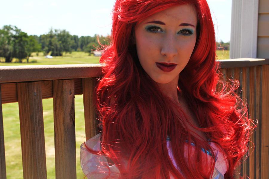 Ariel Makeup by Darkmoonwanted