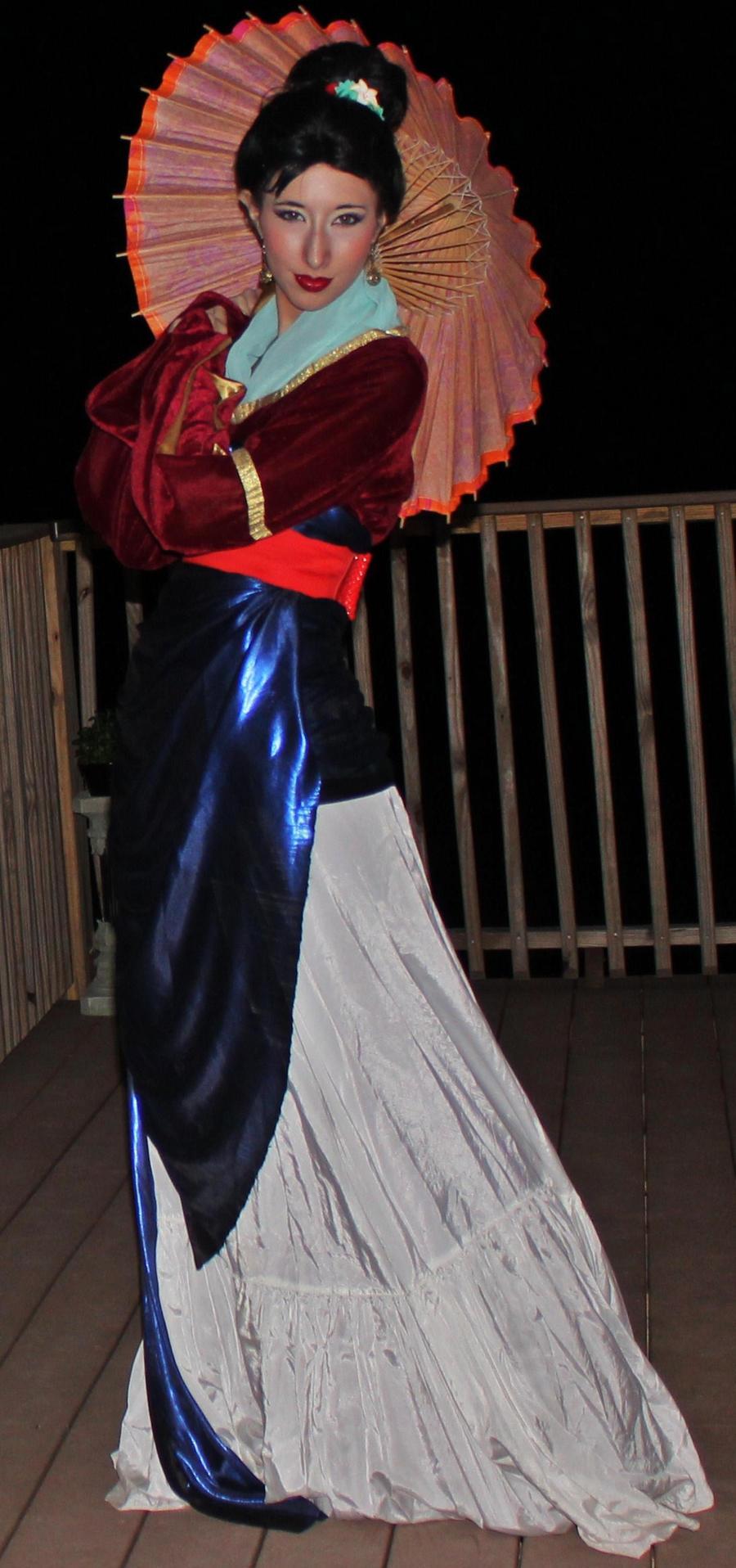 Mulan by Darkmoonwanted