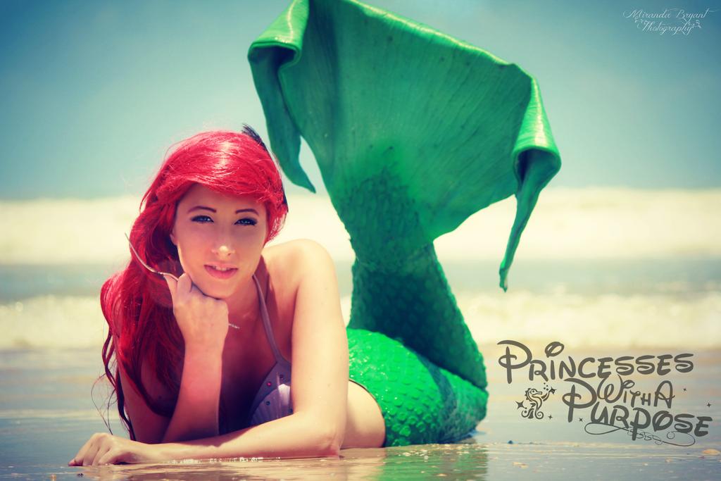 The Little Mermaid by Darkmoonwanted