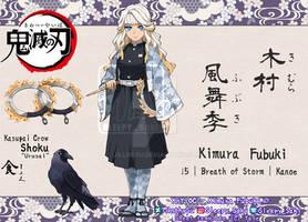[KnY OC] - Fubuki  Kimura