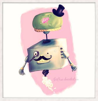 Mr. Fancy Bot