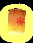 Tangled Lantern Render