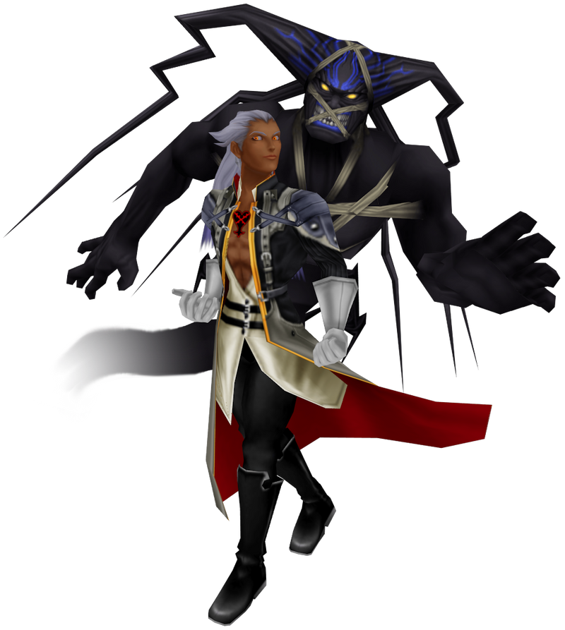 Kingdom Hearts - Ansem  Seeker of Darkness by SoxxehAnsem Kingdom Hearts