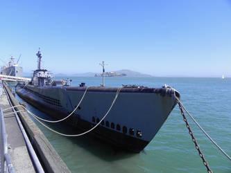 USS Pampanito SS-383 by penguin-commando
