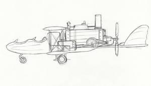 Steam Powered Airplane
