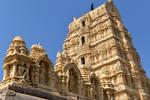 Virupaksha Temple by penguin-commando