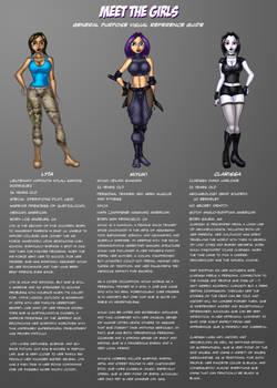 Meet the Girls, GPVRG Edition