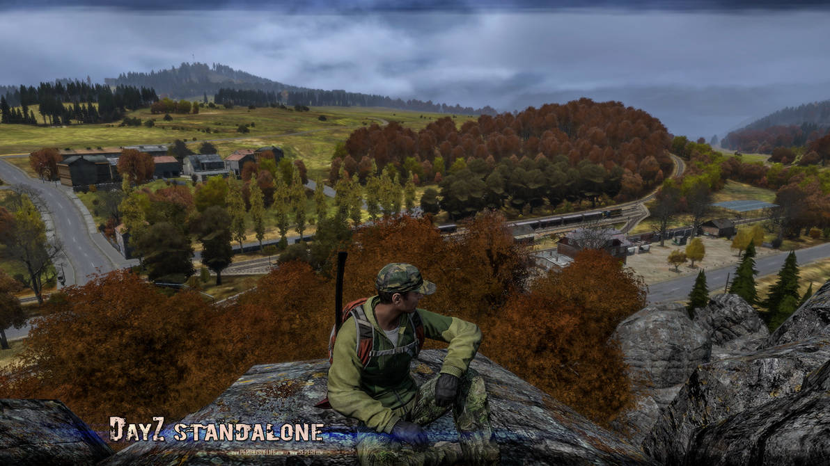 Dayz Standalone Wallpaper 2014 91 By Periodsoflife On Deviantart